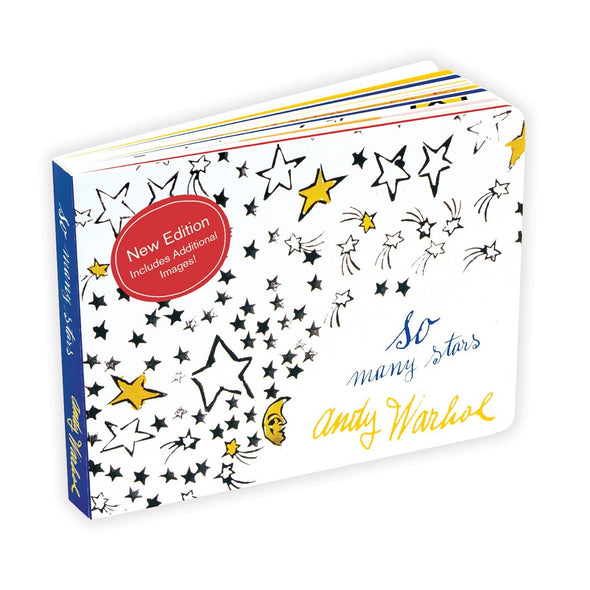 Andy Warhol: So Many Stars Board Book