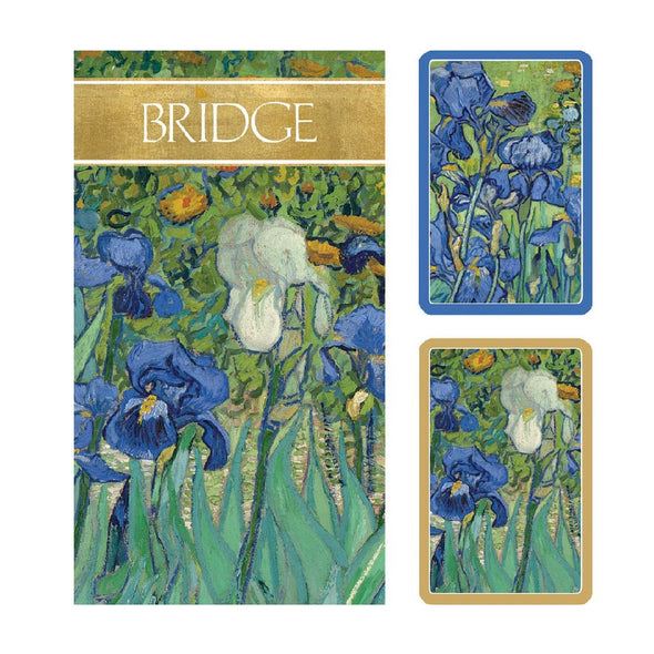 Vincent van Gogh Irises Bridge Gift Set