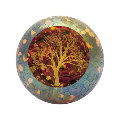 Autumn's Beauty Paperweight