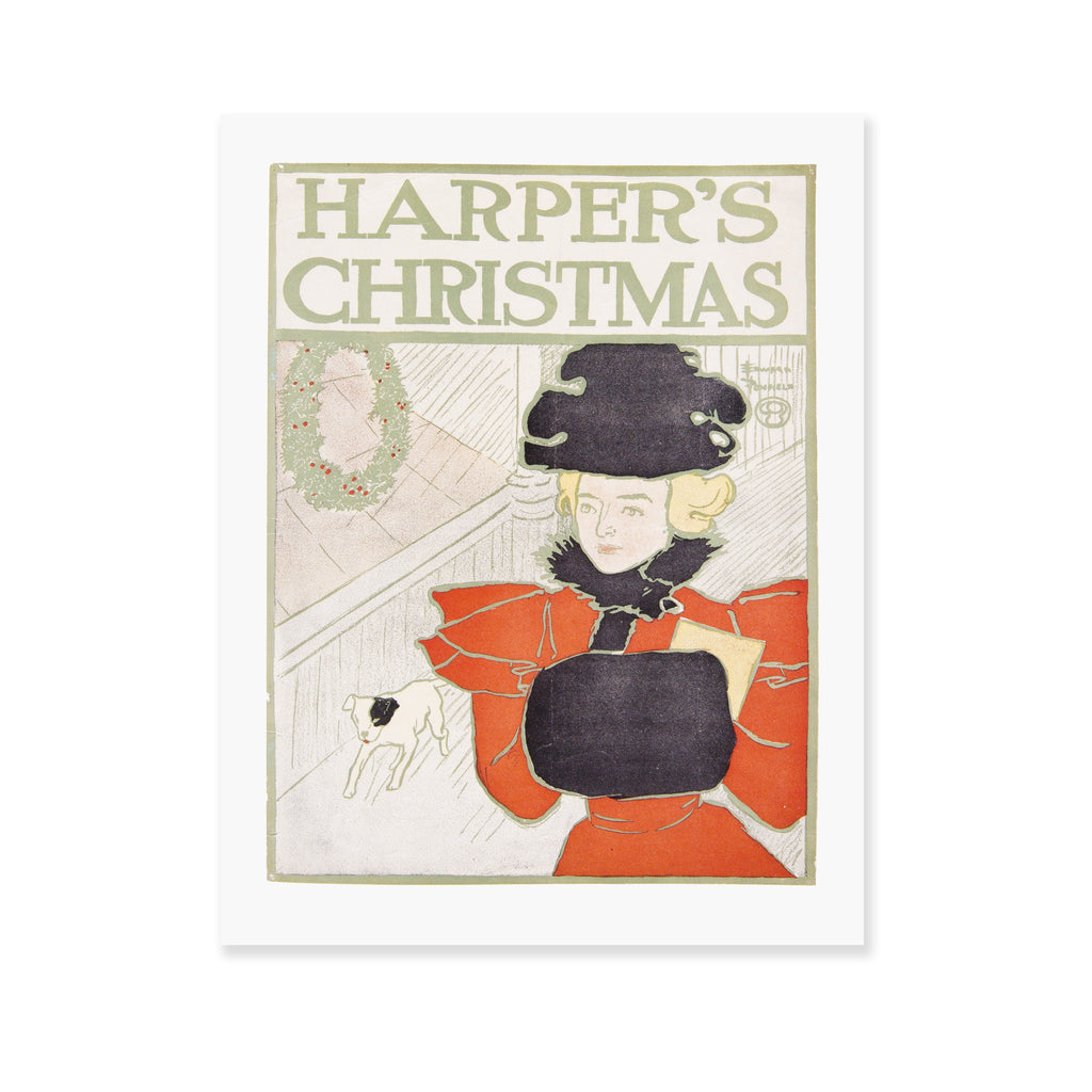 Harper's Christmas Holiday Card Set