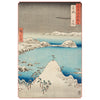 Hiroshige: Scenes of Winter Holiday Card Set