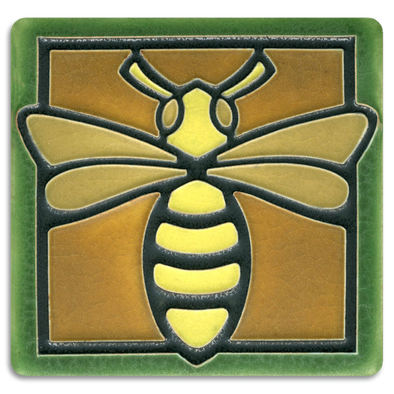 Bee Motawi Tile