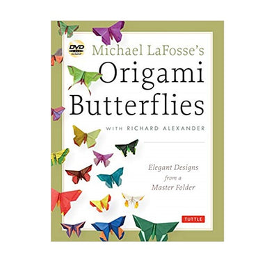 Origami Butterflies Book