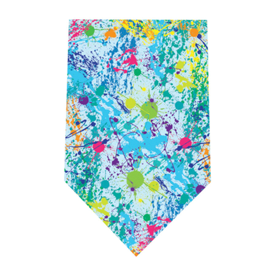 Paint Splash Tie