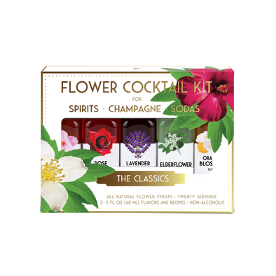 Flower Cocktail Kit- The Classics