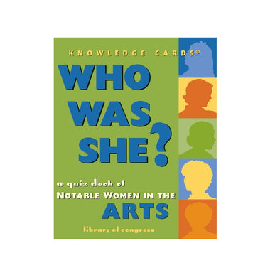 Who Was She? Quiz Deck
