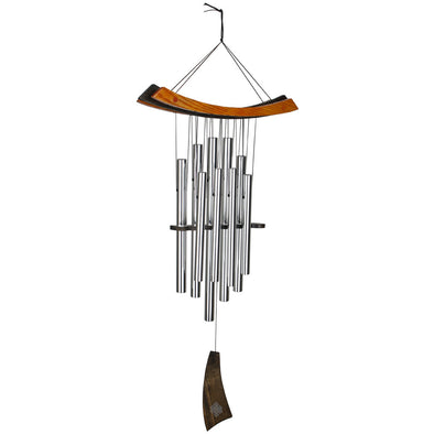 Healing Wind Chime-Silver
