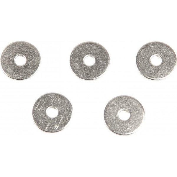 Harmony Stainless Steel Washer - 0.25 in. - 5 pack