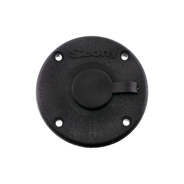 Scotty No. 344 Round Flush Deck Mount
