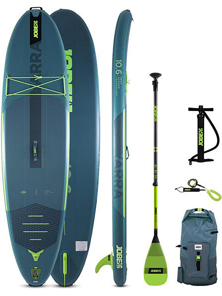 Jobe Yarra 10.6 SUP Board Package