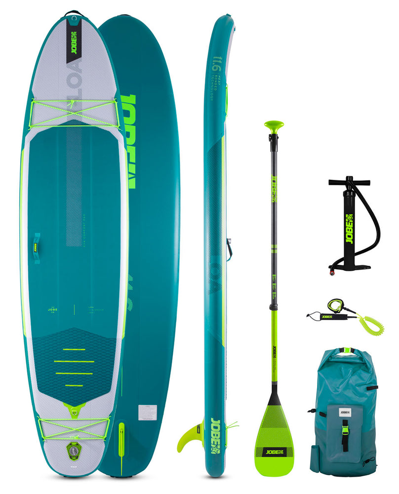 "Jobe Loa 11'6"" SUP Board Package"