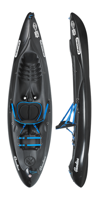 by Islander /& Odyssey Calypso the worlds only Marine Recycled sit-on-top kayak