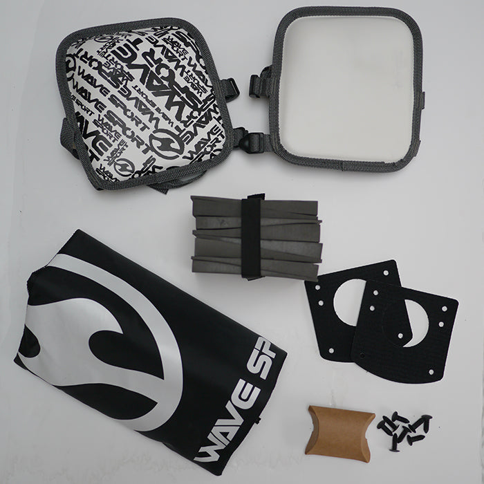 Wave Sport CORE WhiteOut Hip Pad Kit