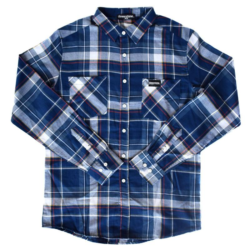 Dewerstone Three Gate Check Shirt