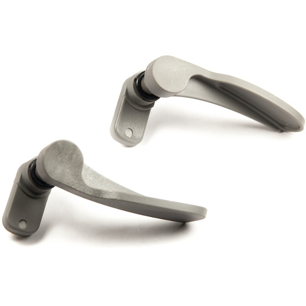 Wilderness Systems Oval Orbix Hatch Lever set, pair (Post 2015)