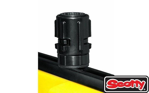 Scotty No. 438 Gear-Head Track Adapter