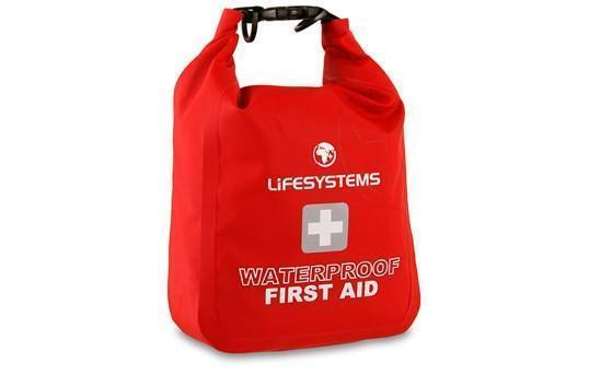 None - Lifesystems Waterproof First Aid Kit