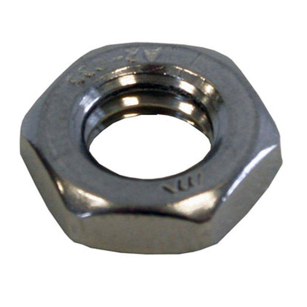 None - M8 X 1/2 Hex Loc Nut - Pack Of 4