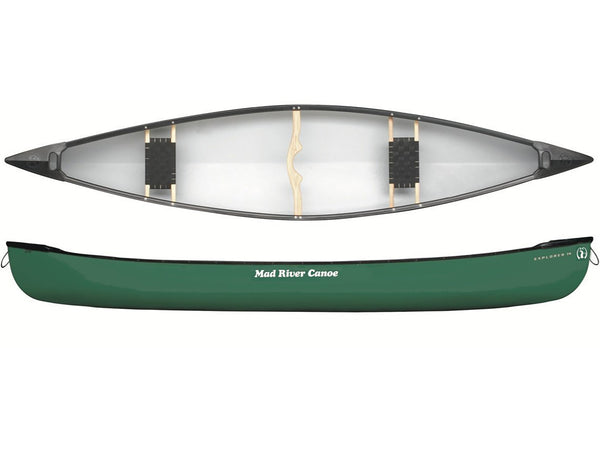 None - Mad River Canoe Explorer 14 TT
