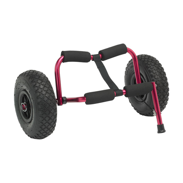None - Palm Caddy Trolley - Red
