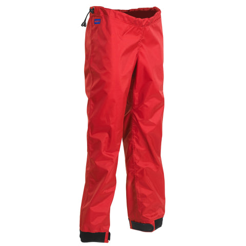 Palm Centre Pant Red