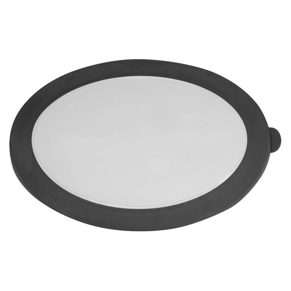 None - Universal Domed Hatch Cover, Oval