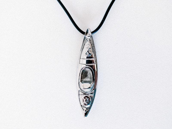 Sea Kayak Necklace