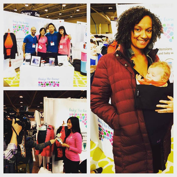 Bridge the Bump Babytime Show 2015
