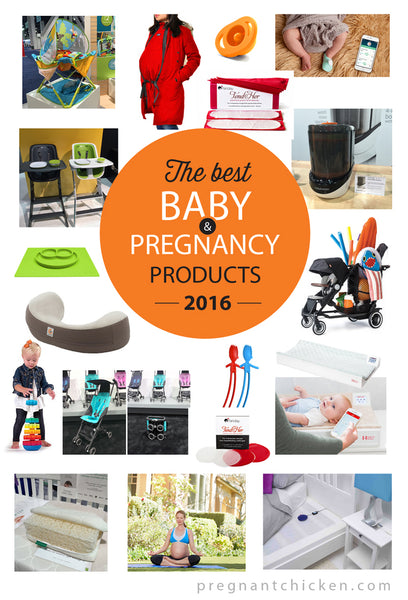 Pregnant Chicken ABC Kids Expo Best Baby and Pregnancy Products