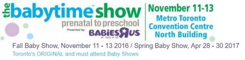 Babytime Show 2016 with Bridge the Bump