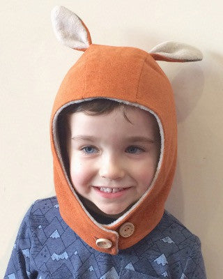 Bridge the Bump Children's Winter Hats - Curious Fox