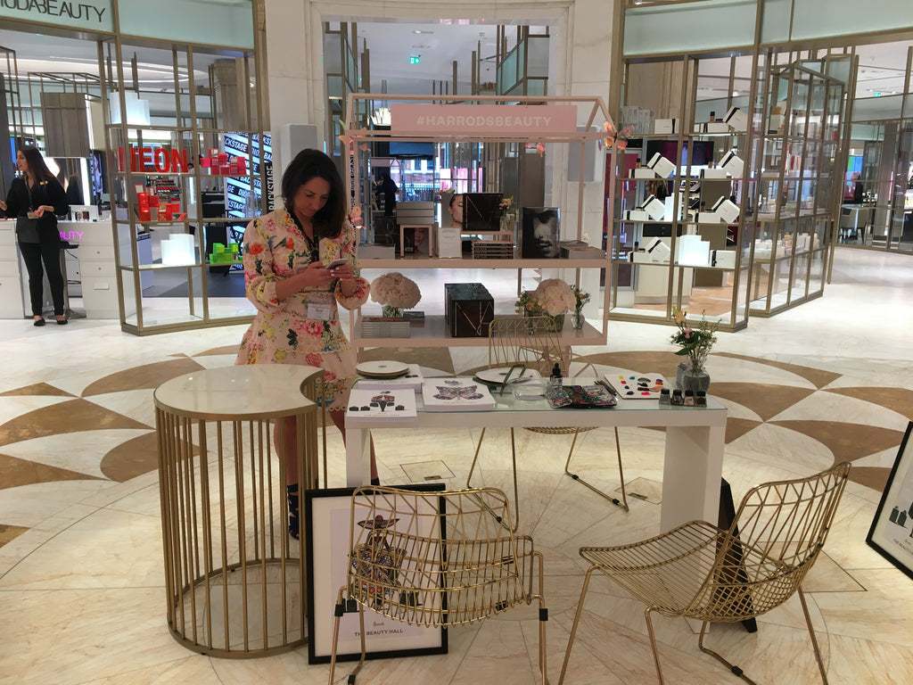 The Beauty Hall launch at Harrods