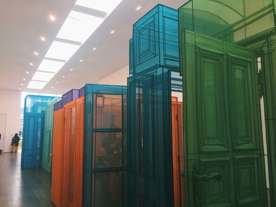 Passages by Do Ho Suh