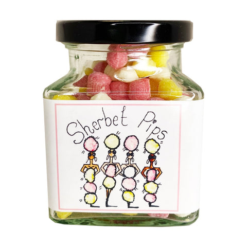 Sherbet Pips - Old Fashioned Sweets