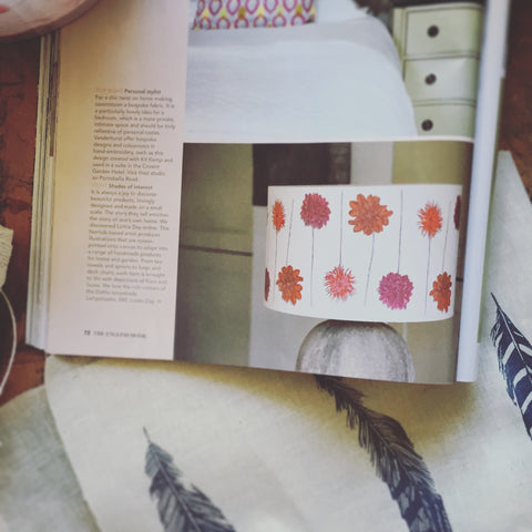 Lottie Day English Home Magazine
