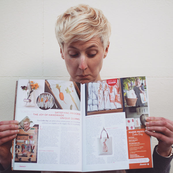 Lottie Day Homemaker Magazine