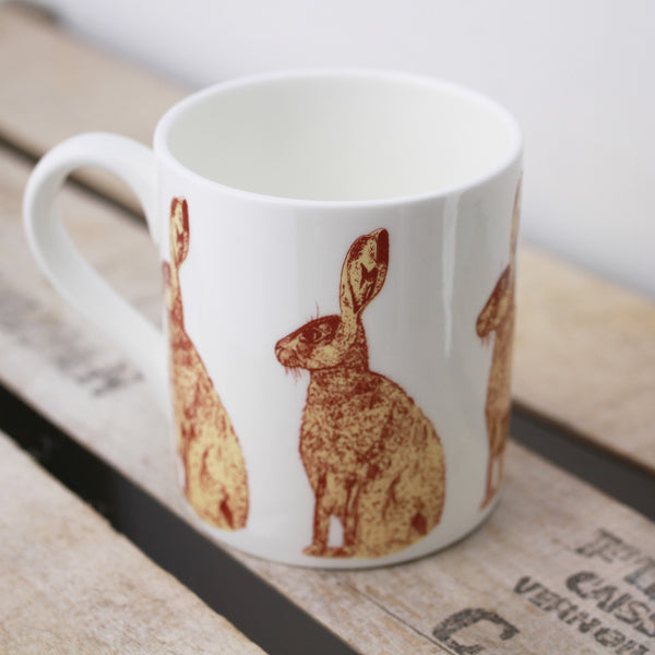Norfolk Hare Mug