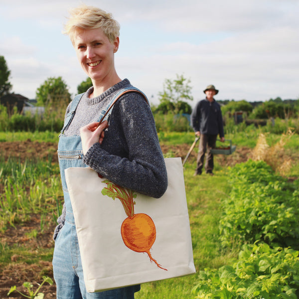 Lottie Day Allotment Shopping Bag