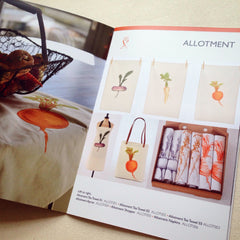 Lottie Day Catalogue Screen Printed Illustrated Textiles