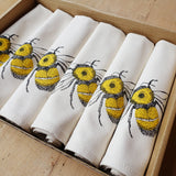 Honey Bee Napkin Gift Set
