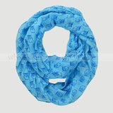 "BULK/LOT SALE - 64"" Cute Owl Infinity Scarf BUYING ALL ONLY"
