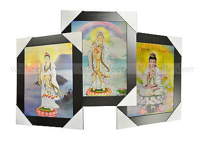 Guanyin 3D Picture PTR08