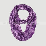 "64"" Water Ripple Infinity Scarf"