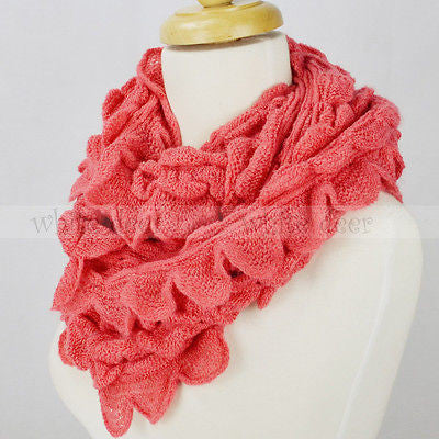 "47"" Bubble Infinity Scarf"