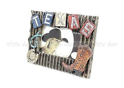 4 x 6 Texas Photo Frame
