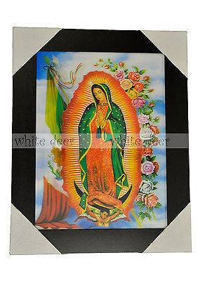 Our Lady of Guadalupe 3D Picutre PSR04