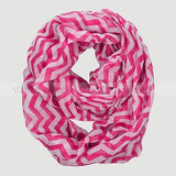 "BULK/LOT SALE - 70"" Wide Chevron Infinity Scarf BUYING ALL ONLY"