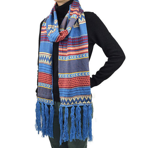 "BULK/LOT SALE - 90"" Bohemian Pattern Scarf BUYING ALL ONLY"
