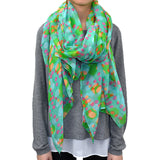 BULK/LOT SALE - Geometric Print Large Soft Scarf BUYING ALL ONLY