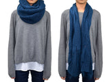Dual Purpose Infinity or Long Scarf
